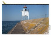 Two Harbors Mn Pier Light 10 Carry-all Pouch