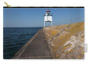 Two Harbors Mn Pier Light 11 Carry-all Pouch