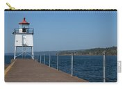 Two Harbors Mn Pier Light 13 Carry-all Pouch