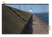 Two Harbors Mn Pier Light 15 Carry-all Pouch