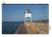 Two Harbors Mn Pier Light 9 Carry-all Pouch