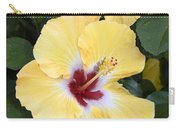 Two Hibiscus Carry-all Pouch