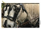 Two Horse Power Carry-all Pouch