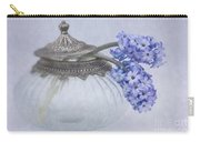 Two Hyacinth Flowers Carry-all Pouch
