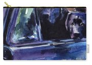Two Into Fifty One Carry-all Pouch by Molly Poole