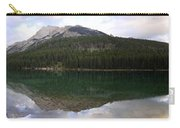 Two Jack Lake Sunset - Banff Nat. Park, Alberta Carry-all Pouch