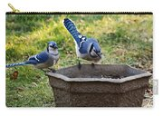 Two Jays Carry-all Pouch
