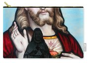 Two Jesuses Carry-all Pouch