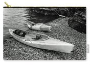 Two Kayaks On Seneca Lake Carry-all Pouch