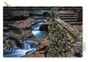 Two Kinds Of Steps Carry-all Pouch by Frozen in Time Fine Art Photography