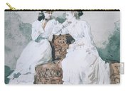 Two Ladies Carry-all Pouch
