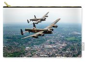 Two Lancasters Over High Wycombe Carry-all Pouch