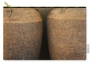 Two Large Garden Urns Carry-all Pouch
