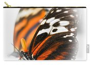Two Large Tiger Butterflies Carry-all Pouch
