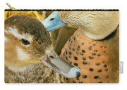 Two Little Ducks Carry-all Pouch
