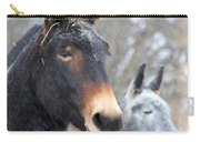 Two Mules For Sister Sara Carry-all Pouch