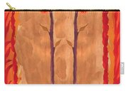 Two Of Wands Carry-all Pouch