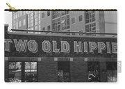 Two Old Hippies In Nashville Carry-all Pouch