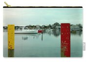 Two Poles Carry-all Pouch by Kathy Barney