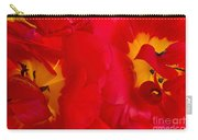 Two Red Tulips Carry-all Pouch