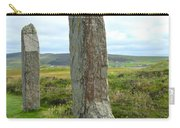 Two Ring Of Brodgar Stones Carry-all Pouch
