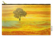 Two Sunsets In Limassol Carry-all Pouch