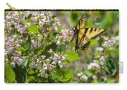 Two Tailed Swallowtail Carry-all Pouch