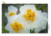 Two-toned Daffodils Carry-all Pouch