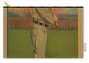 Ty Cobb Circa 1911 Carry-all Pouch