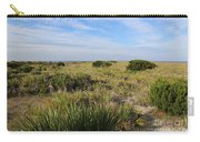 Tybee Island Dunes And Path Carry-all Pouch