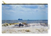 Tybee Island Kite Surfing Carry-all Pouch