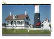 Tybee Island Lighthouse Ga Carry-all Pouch