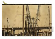Tybee Island Shrimp Boats Carry-all Pouch