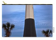 Tybee Light And Palms Carry-all Pouch