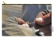 Tying Flies For Snake River Cutthroat Trout Carry-all Pouch