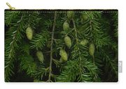 Tyler Baby Pinecones 2 Carry-all Pouch
