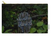 Tyler Statues 4 Carry-all Pouch