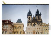 Tyn Church In Prague Carry-all Pouch