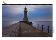 Tynemouth Pier Lighthouse Carry-all Pouch