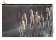 Typha Cattail Spikes Seeds Carry-all Pouch