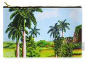 Typical Country Cuban Landscape Carry-all Pouch