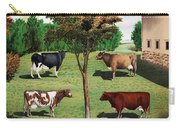 Typical Cows  Carry-all Pouch