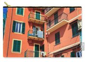 Typical Ligurian Homes Carry-all Pouch