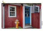 Typical Rockport Massachusetts Carry-all Pouch