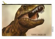 Tyrannosaurus Rex 3 Carry-all Pouch