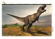 Tyrannosaurus Rex Dinosaur Walking Carry-all Pouch