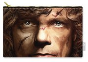 Tyrion Lannister - Peter Dinklage Game Of Thrones Artwork 2 Carry-all Pouch