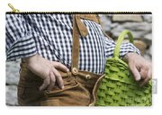 Tyrolean Man Carry-all Pouch
