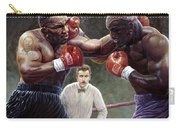 Tyson/holyfield Carry-all Pouch