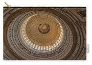 U S Capitol Rotunda Carry-all Pouch by Steve Gadomski